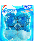 Easy Toilet Blocks Blue Water X4