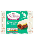 Mr Kipling Christmas Cake Slices X6