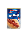 Princes 8 Hot Dogs 400g