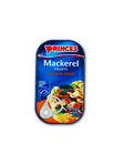 Princes Mackerel Fillets In Curry Sauce 125gr