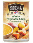 Crosse & Blackwell Winter Vegetable Soup 400g