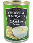 Crosse & Blackwell Cream Of Chicken Soup 400g
