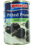 Princes Californian Pitted Prunes In Apple Juice 290g