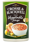 Crosse & Blackwell Vegetable Soup 400g