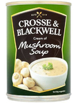 Crosse & Blackwell Cream Of Mushroom Soup 400g