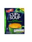 Batchelor's Cup A Soup Carrot & Coriander X4