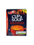 Batchelors Cup A Soup Tomato & Red Pepper X4