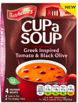 Batchelors Cup A Soup Tomato & Black Olive X4 96g