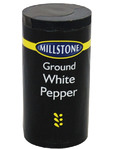 Millstone Pepper White Ground 25g