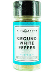 Millstone Ground White Pepper 50g