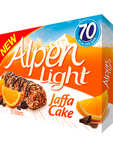 Alpen Light Jaffa Cake Bars X5