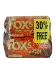 Fox's Chunkie Cookies Extremely 2x180g 30% Free