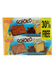 Griesson Twin Pack Schoko Keks X2 250g (30% Free)