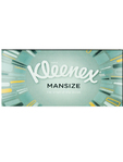 Kleenex Tissues For Men 2ply X100