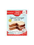 Betty Crocker Spiced Ginger Cake Mix 425g