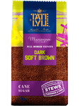 Tate & Lyle Dark Brown Soft Sugar 3kg