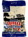 Walker's Assorted Toffees & Eclairs Bag 150g