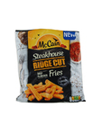 Mc Cain Steakhouse Ridge Cut Fries 750gr