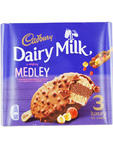 Cadbury Dairy Milk Medley X3 270ml