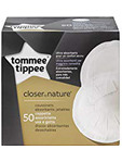 Tt Ctn Disposable Breast Pads X50