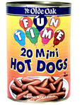 Ye Olde Oak Mini Hot Dogs 400g