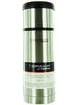 Thermos Cafe Flat Top Stainless Steel Flask 350ml