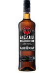 Bacardi Carta Negra Superior Black Rum 70cl