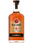 Bacardi 8 Anos Rum 70cl
