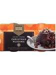 Matthew Walker Luxury Cognac Christmas Pudding 2x100g