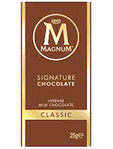 Magnum Signature Milk Chocolate Classic 25g