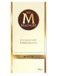 Magnum Sigature Chocolate White 90gr
