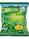 Green Isle Whole Green Beans 450g