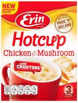Erin Hot Cup Special Chick/mushroom