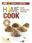 Home Cook Double Choc Chip Muffin Mix 300gr