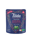 Tilda Pinto Bean Green Chilli & Lime Basmati Rice 140g