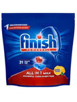 Finish All In 1 Max Tablets Lemon X31 20% Off