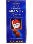 Walkers Chocolate Brandy Liqueuers 150g