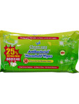 Clean-ups Anti Bac Wipes 25% Extra Free