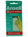 Ansell Gloves Multiuso X10