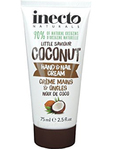 Inecto Hand & Nail Cream Coconut 75ml
