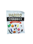 Haribo Liquorice Favorites 160gr