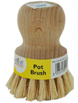 Elliot Pot Brush Wooden