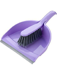 Elliott Dustpan & Brush Lilac