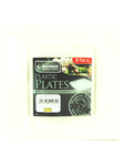 Kingfisher Plastic Plates 7in Square X24