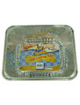 Kingfisher Foil Large Cooking Tray X2