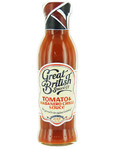 Great British Tomato & Habanero Chilli Sauce 320gr