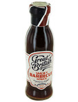 Great British Smoky Barbeque Sauce 330gr