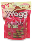 Wagg Sensitive Treats Lamb & Rice 125gr