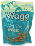 Wagg Low Fat Treats Turkey & Rice 125gr