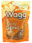 Wagg Tasty Chunks Chicken Ham & Beef 150gr